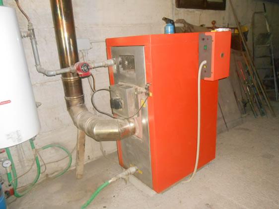Caldaia tatano prezzi installazione climatizzatore for Vendita cucine a legna usate